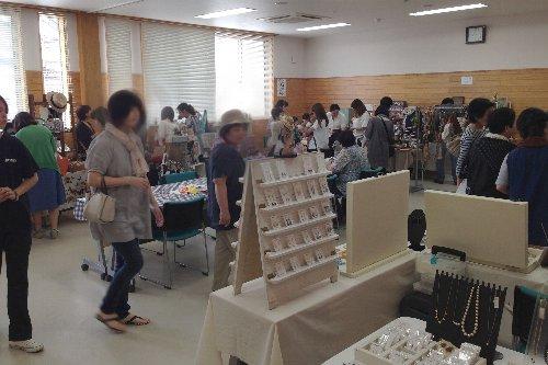 6月に開催される「しゅしゅぽぽマーケット」